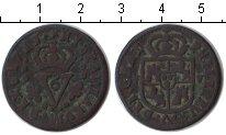 Изображение Монеты Испания 8 мараведи 1711 Медь