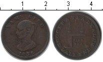 Изображение Монеты Великобритания 1 фартинг 1838 Медь