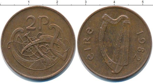 Англия 2 пенса 1971 елизавета ii км 916, spink 4235 бронза 4110-533