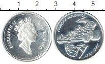 Изображение Монеты Канада 50 центов 1998 Серебро Proof- 20-летие первой побе