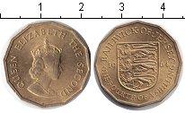 Изображение Монеты Остров Джерси 1/4 шиллинга 1964  XF