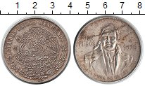 Изображение Монеты Мексика 5 песо 1978 Серебро XF