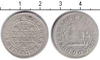 Изображение Монеты Брауншвайг-Вольфенбюттель 1/12 талера 1706 Серебро VF