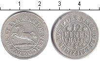 Изображение Монеты Брауншвайг-Вольфенбюттель 1/12 талера 1708 Серебро VF