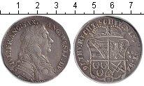 Изображение Монеты Саксония 2/3 талера 1678 Серебро XF