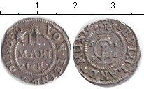 Изображение Монеты Брауншвайг-Люнебург 2 марьенгроша 1656 Серебро