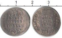 Изображение Монеты Вюртемберг 1/48 талера 1869 Серебро VF