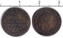 Изображение Монеты Пруссия 1/2 гроша 1830 Серебро VF
