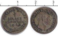 Изображение Монеты Пруссия 1/2 гроша 1832 Серебро XF
