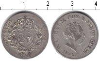 Изображение Монеты Вюртемберг 6 крейцеров 1834 Серебро VF