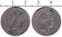 Изображение Монеты Пруссия 1/6 талера 1843 Серебро VF
