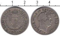 Изображение Монеты Пруссия 1/6 талера 1844 Серебро VF