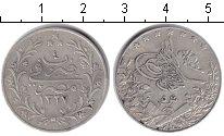 Изображение Монеты Египет 5 кирш 1327 Серебро XF 1911