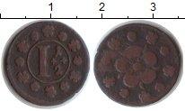 Изображение Монеты Липпе-Детмольд 1 1/2 пфеннига 0  XF Недатированный