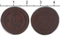 Изображение Монеты Баден 1/2 крейцера 1810 Медь XF
