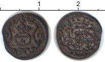 Изображение Монеты Саксония 1 пфенниг 1755 Серебро VF