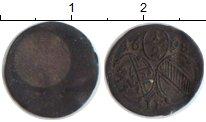 Изображение Монеты Зальцбург 1/2 крейцера 1698 Серебро XF