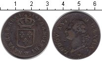 Изображение Монеты Франция 1 лиард 1791 Медь