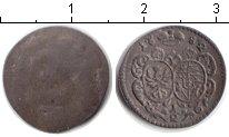 Изображение Монеты Вюртемберг 1/2 крейцера 1682 Серебро