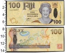 Изображение Боны Фиджи 100 долларов 0  UNC