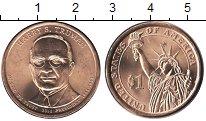 Изображение Монеты США 1 доллар 2015  UNC P. Гарри Трумэн