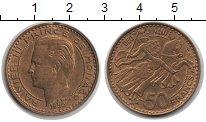 Изображение Монеты Монако 50 франков 1950  XF