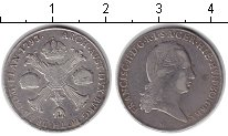 Изображение Монеты Габсбург 1 талер 1793 Серебро XF Франциск II