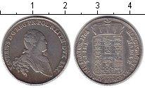 Изображение Монеты Саксония 1 талер 1766 Серебро XF