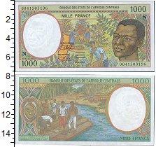 Изображение Боны Нигерия 1000 франков 0  UNC- N