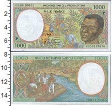 Изображение Боны Чад 1000 франков 0  UNC- P