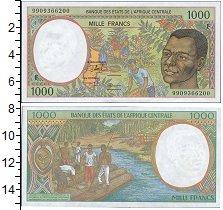Изображение Боны Экваториальная Гвинея 1.000 франков 0  UNC- F
