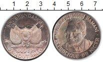 Изображение Монеты Нигер 1000 франков 1960 Серебро XF