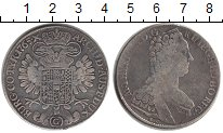 Изображение Монеты Австрия 1 талер 1765 Серебро XF Мария Терезия