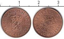 Изображение Монеты Нидерландская Индия 2 1/2 цента 1945  UNC-