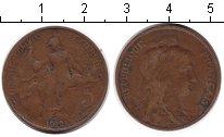 Изображение Монеты Франция 5 сентим 2012 Медь