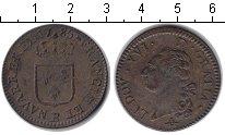 Изображение Монеты Франция 1 соль 1785 Медь XF