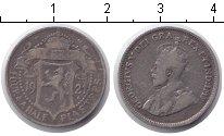 Изображение Монеты Кипр 4 1/2 пиастра 1921 Серебро XF
