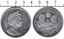 Изображение Монеты Фолклендские острова 1 крона 2007  UNC- Елизавета II. Экспед