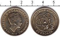 Изображение Монеты Дания 20 крон 2013  UNC- Маргарет II. Теория