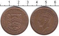 Изображение Монеты Остров Джерси 1/12 шиллинга 1947 Медь