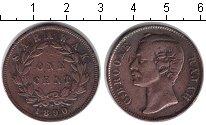 Саравак 1 цент 1890 Медь