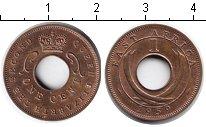 Изображение Монеты Восточная Африка 1 цент 1959 Медь XF
