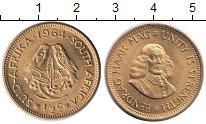 Изображение Монеты ЮАР 1/2 цента 1964  UNC- Птички