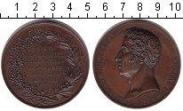Изображение Монеты Франция настольня медаль 1818 Медь XF