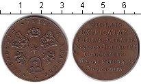Изображение Монеты Италия жетон 0 Медь