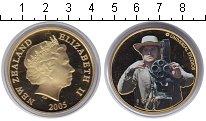 Изображение Монеты Новая Зеландия 1 доллар 2005  Proof-