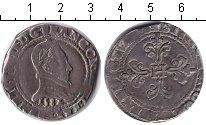 Изображение Монеты Франция 1/2 экю 1582 Серебро VF