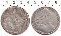 Изображение Монеты Германия Бавария 1 талер 1770 Серебро VF