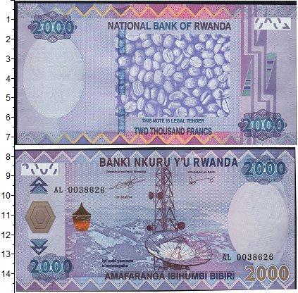 Картинка Боны Руанда 2.000 франков  0