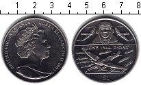 Изображение Мелочь Виргинские острова 1 доллар 2004 Медно-никель UNC- День Д